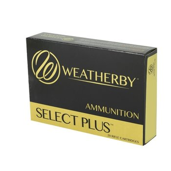 WEATHERBY 6.5-300 WBY MAG 140gr NOSLER ACCUBOND 20ct