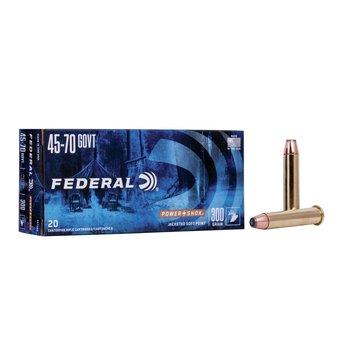 FEDERAL 45-70 GOVT 300gr POWER SHOK 20ct