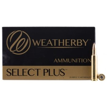 WEATHERBY 257 WBY MAG 100 GR TTSX