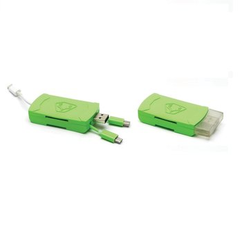 HME 4-IN-1 SD CARD READER IOS & ANDROID