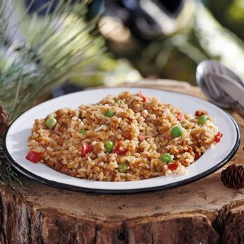 HAPPY YAK Teriyaki Rice (Lactose Free, Vegan, Vegetarian)