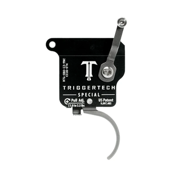 TRIGGER TECH REM 700 LEFT HAND SPECIAL W/ SAFETY BR CURVED