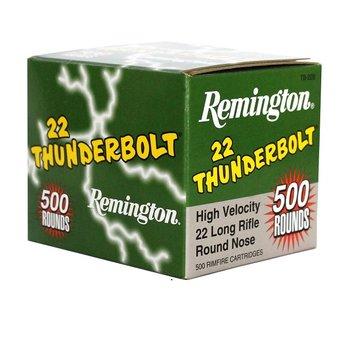 REMINGTON 22LR THUNDERBOLT 500ct