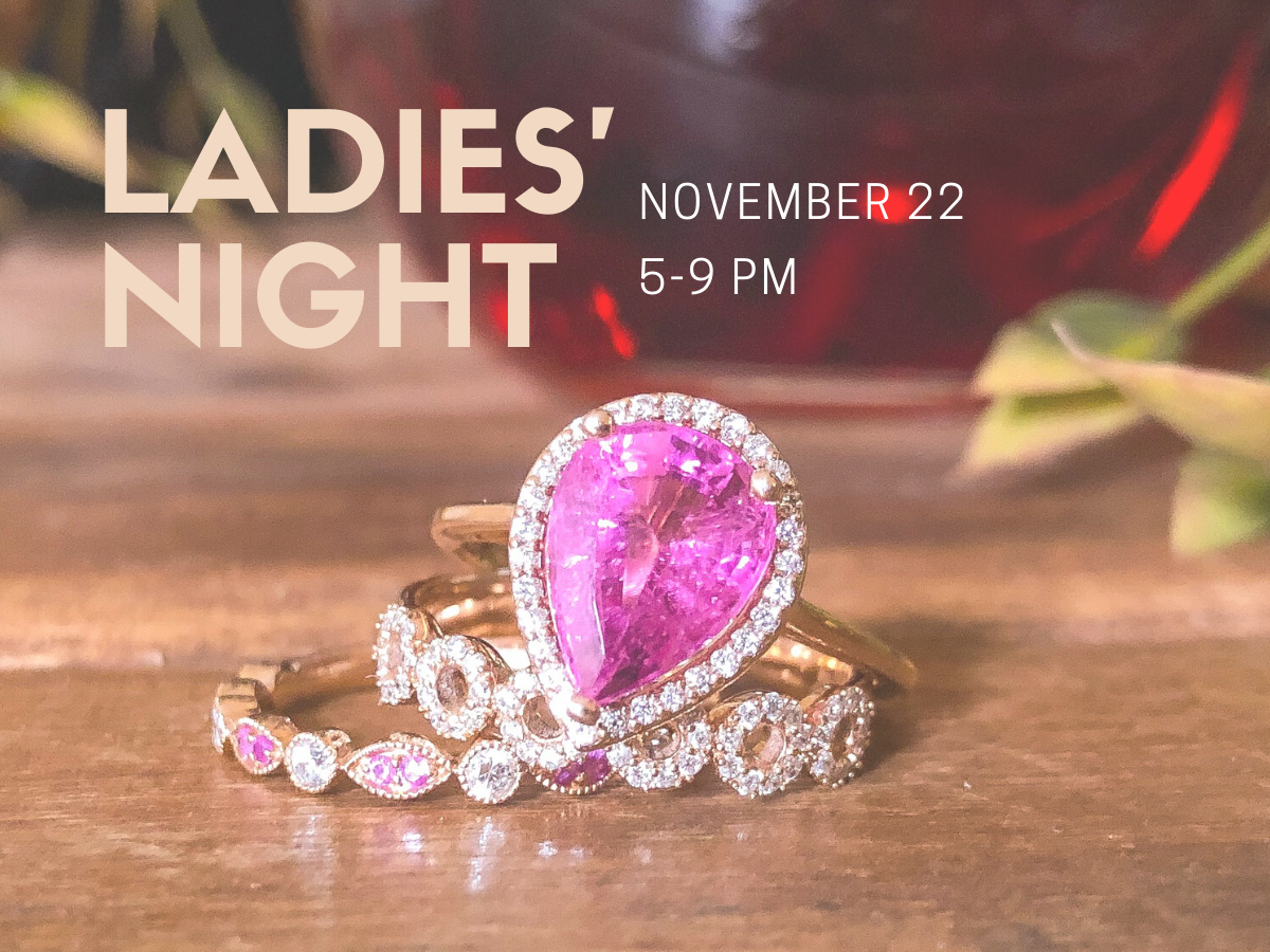 EK Jewelers FIRST Ladies' Night!