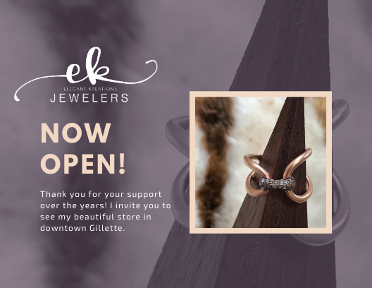EK Jewelers Opens in Downtown Gillette, Wyoming