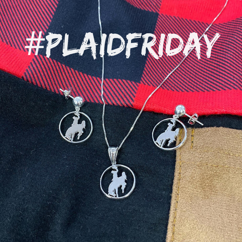 Black Friday? You mean #PlaidFriday!