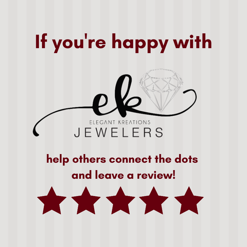 Leave a Review for EK Jewelers