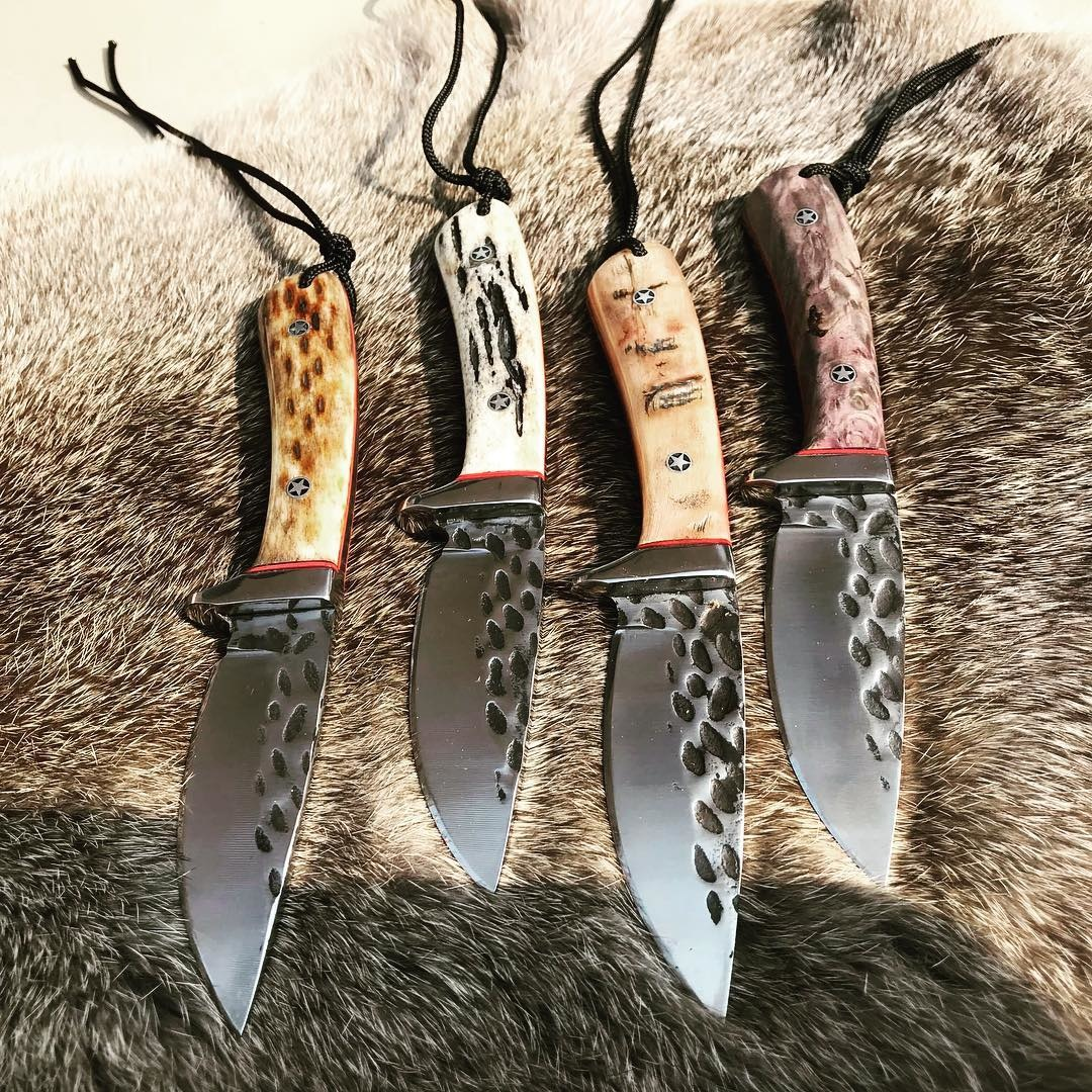 handmade, custom knife