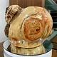 Burl Boxelder wood bowl 3