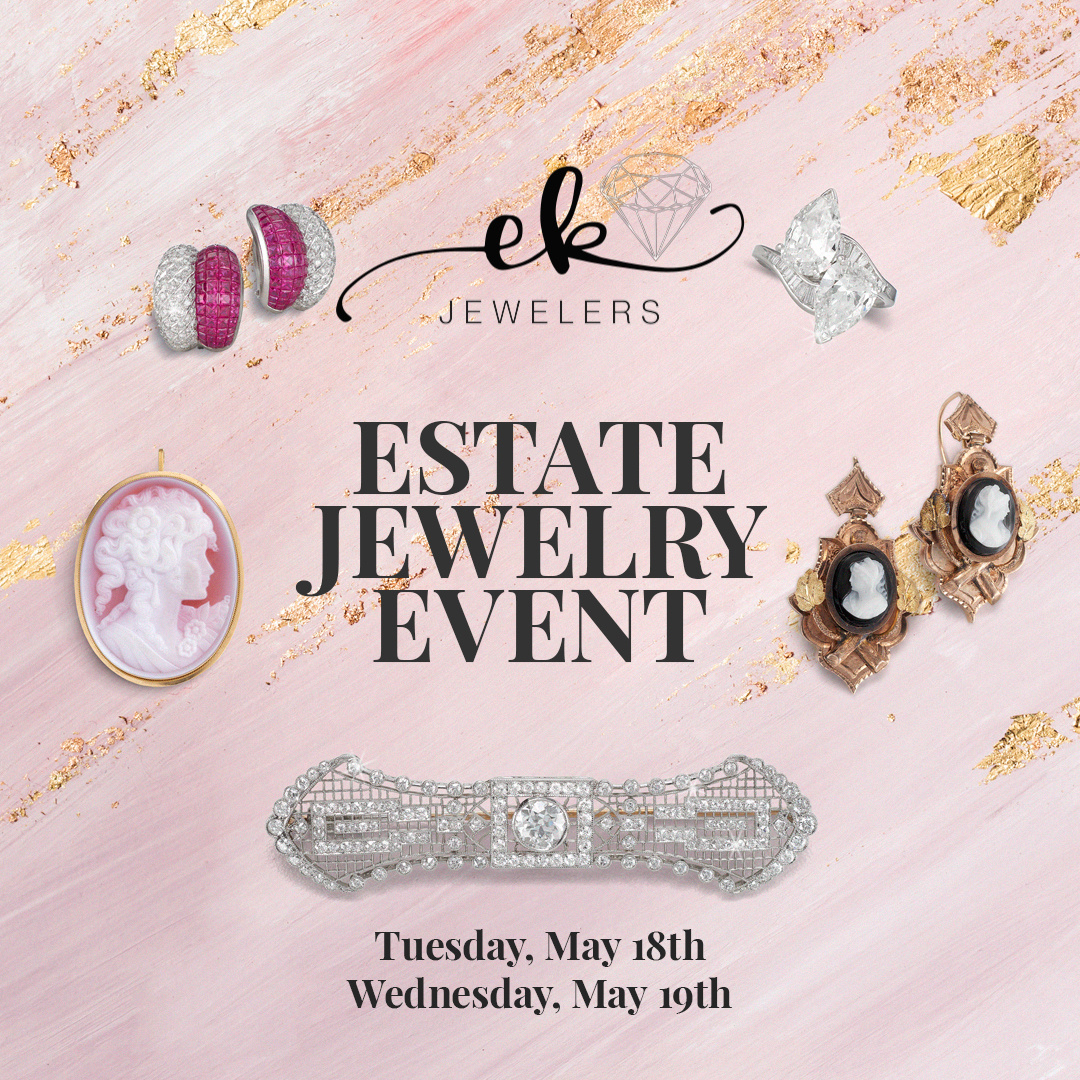 Estate Jewelry Sale this May