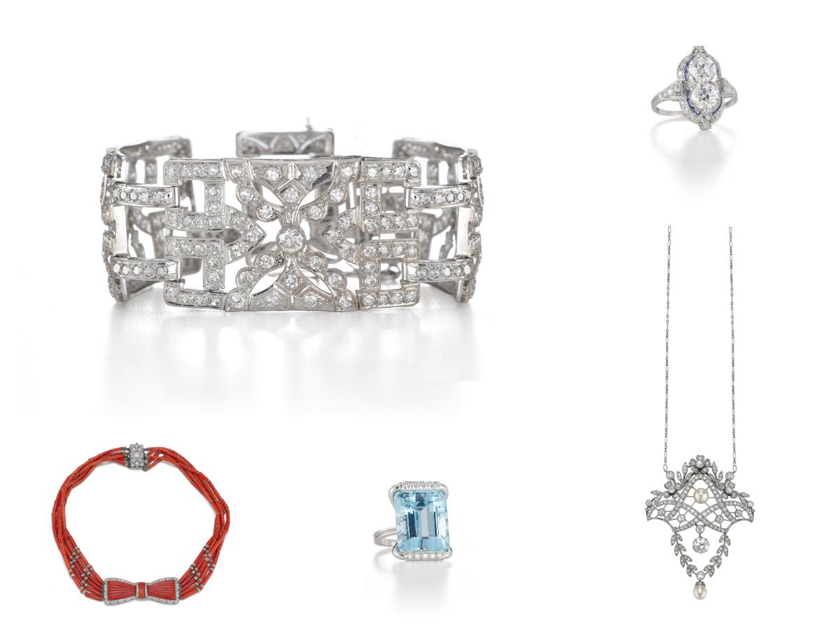 EK Jewelers hosts Estate Jewelry Event
