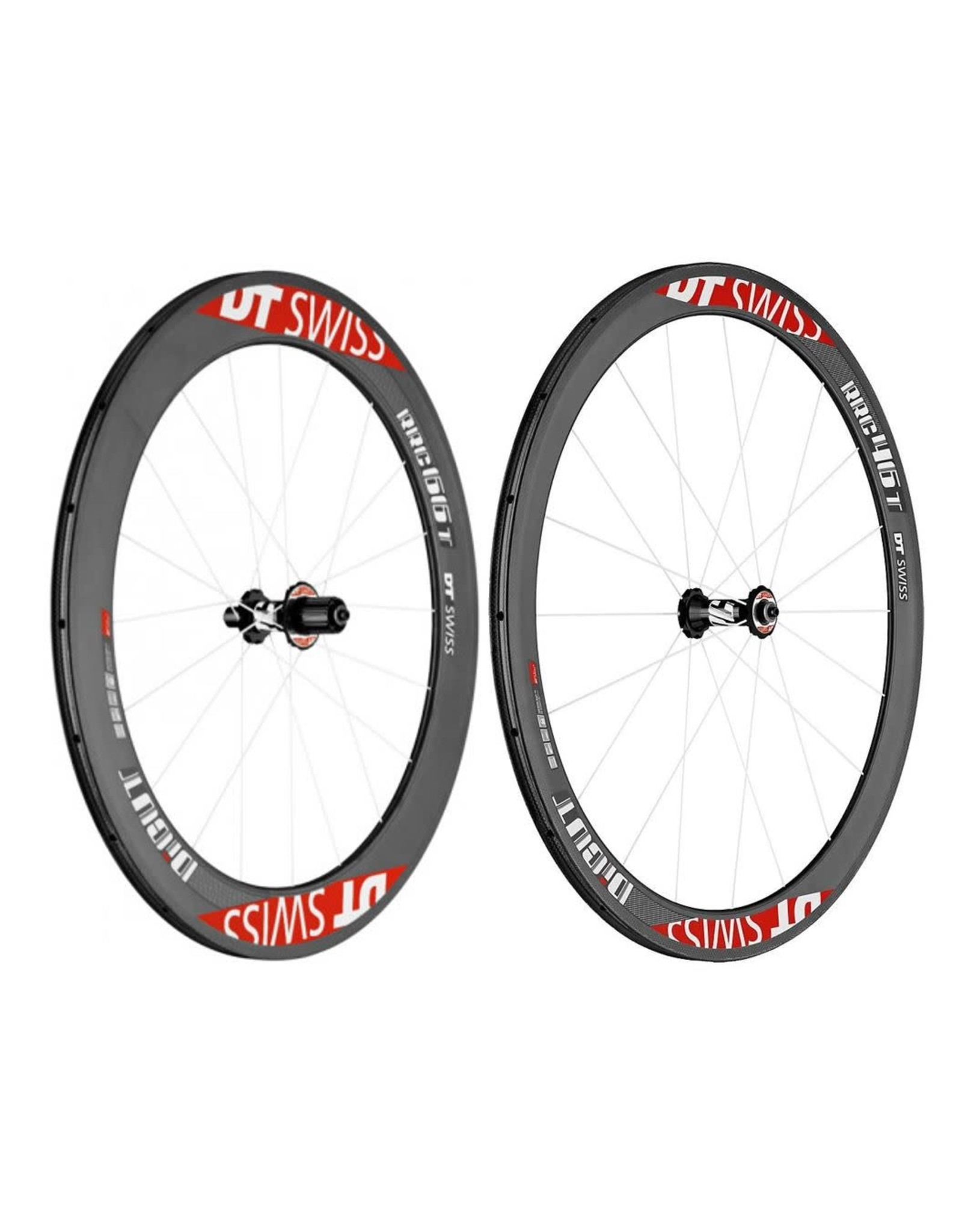 DT Swiss DT Swiss RRC Di-Cut 66/46 Tubular Wheelset (DEMO)