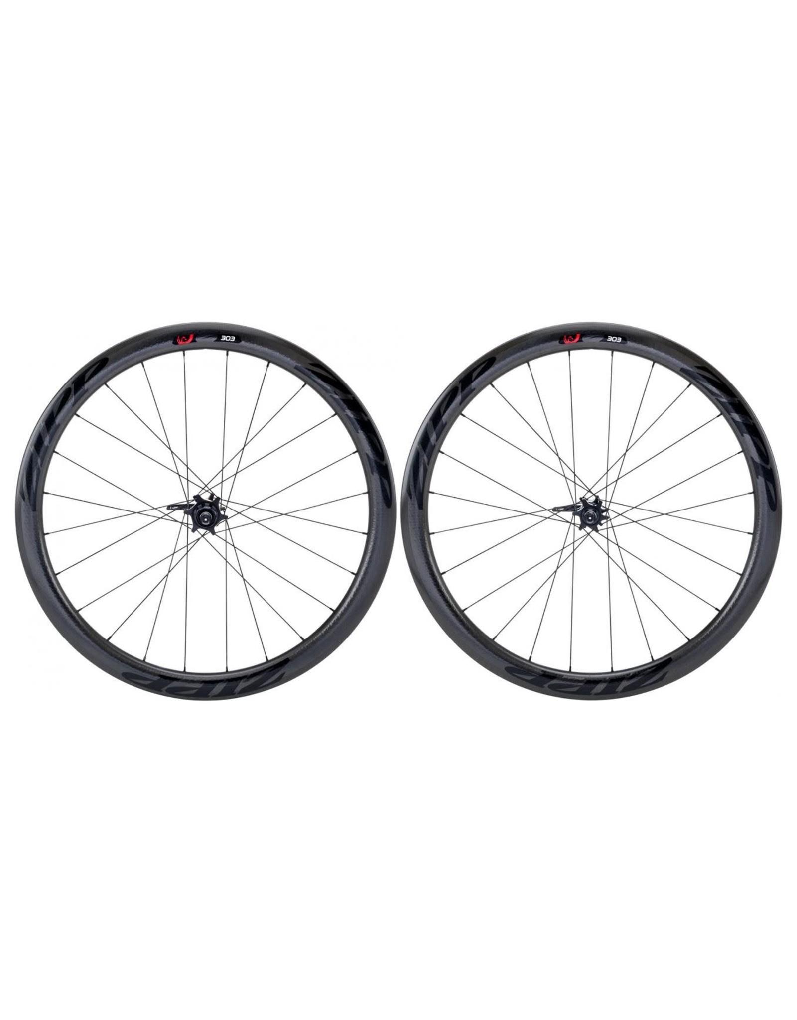 Zipp Zipp 303 Firecrest Disc Brake Tubular Wheelset