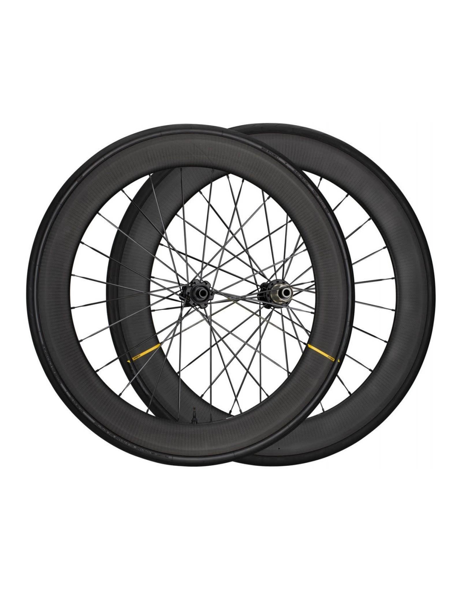 Mavic Mavic Comete Pro Carbon SL UST Disc CenterLock Wheelset