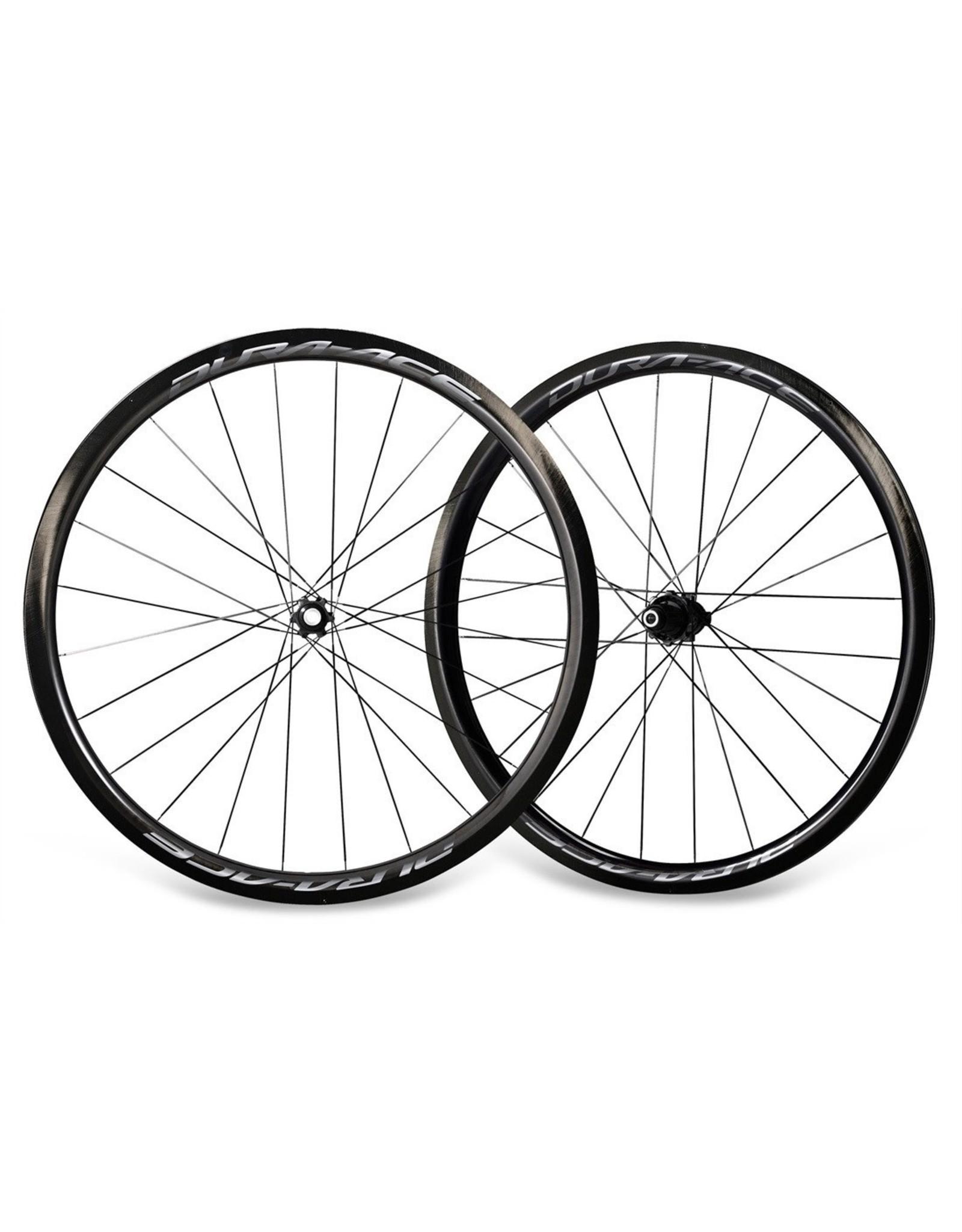 Shimano Shimano Dura-Ace WH-R9170 C40 Disc Clincher Tubeless Wheelset -  (12x142mm/12x100mm)