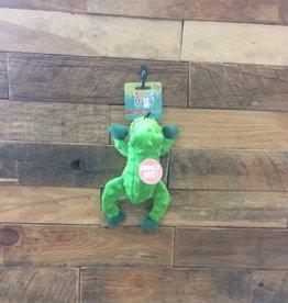 """SNUGAROOZ SNUGAROOZ Lily frog dog toy 10"""""""