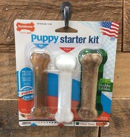 Nylabone PUPPY STARTER KIT Made In USA