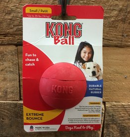 KONG Classic BALL Small Made In USA
