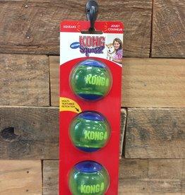 Kong Squeezz squeek balls 3 pk
