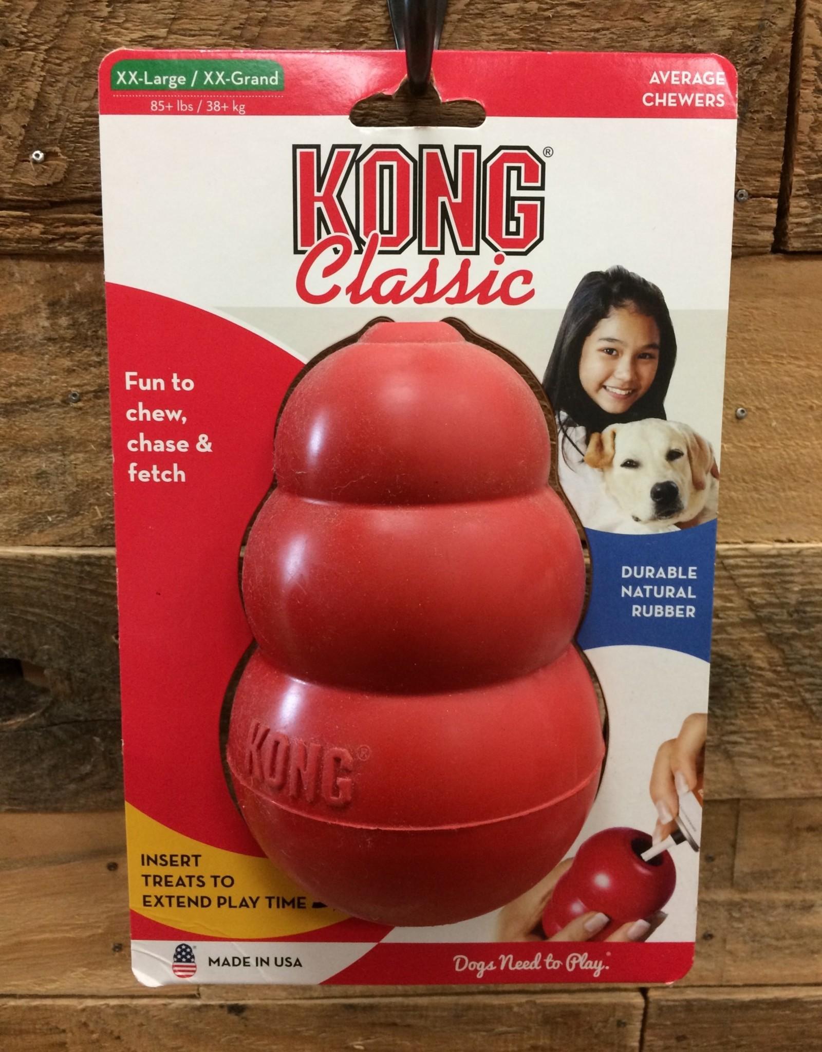 KONG CLASSIC XXLG KONG Made In USA