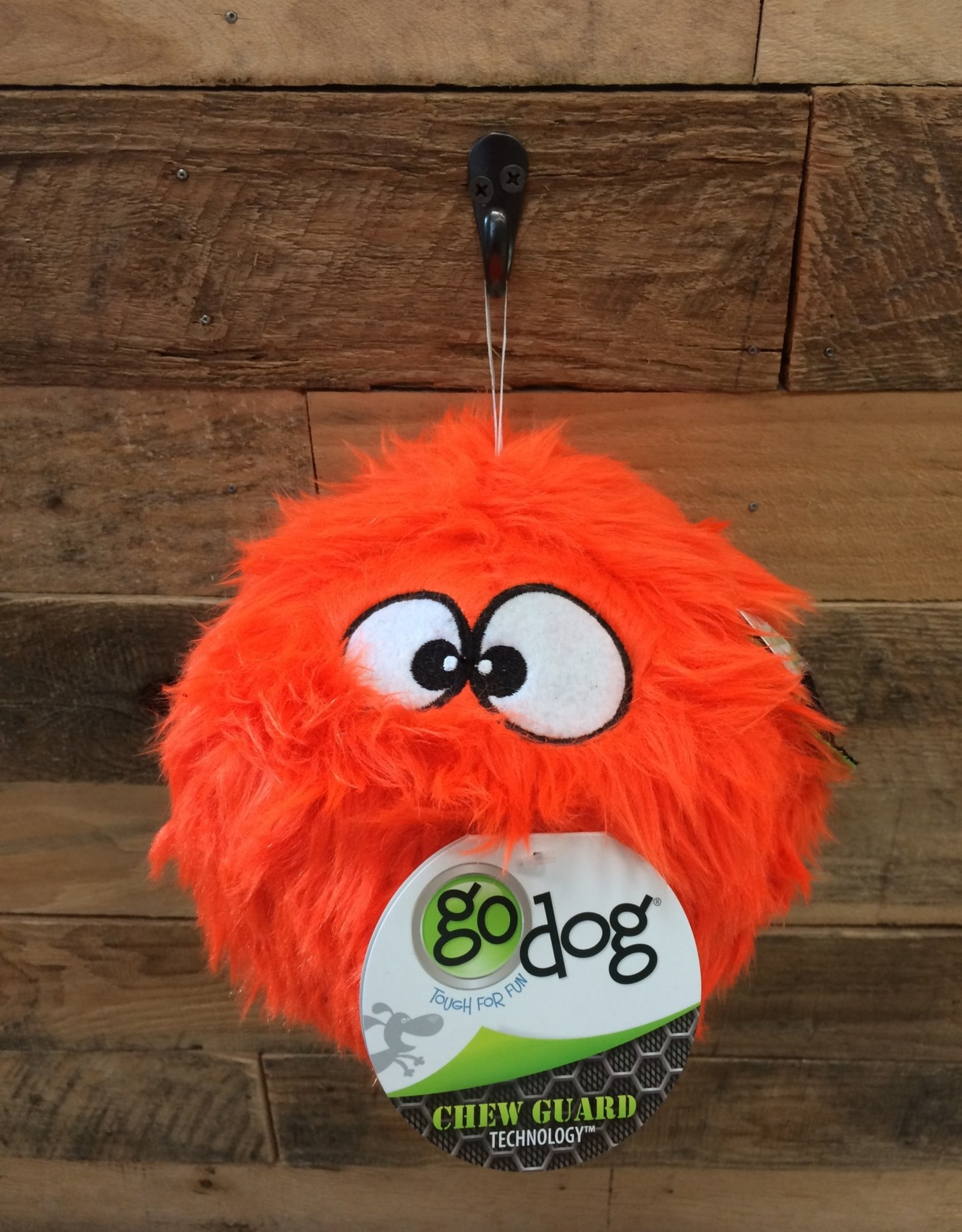 Go Dog Go dog Furballz orange Large