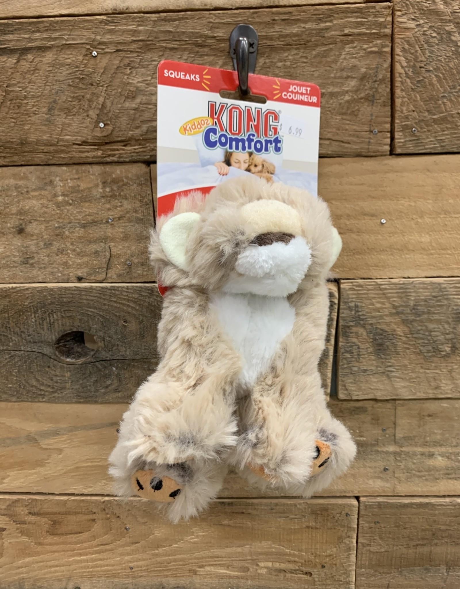Kong Comfort Kiddos Lion Sm.