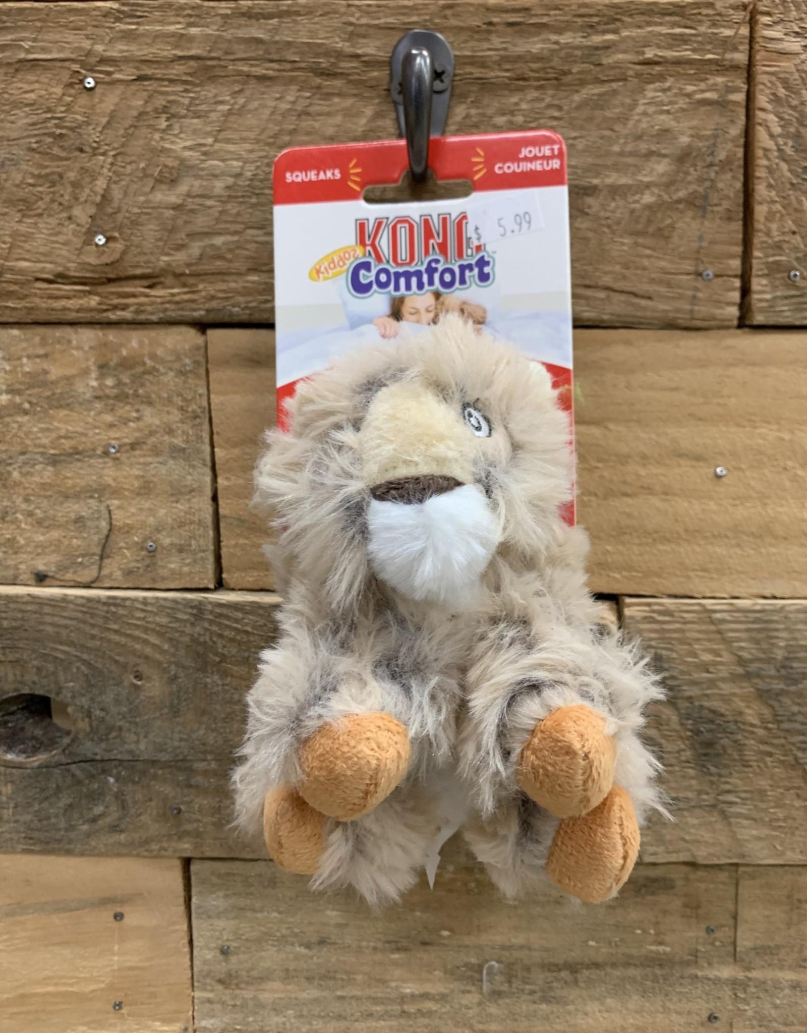 Kong Comfort Kiddos Lion XS.