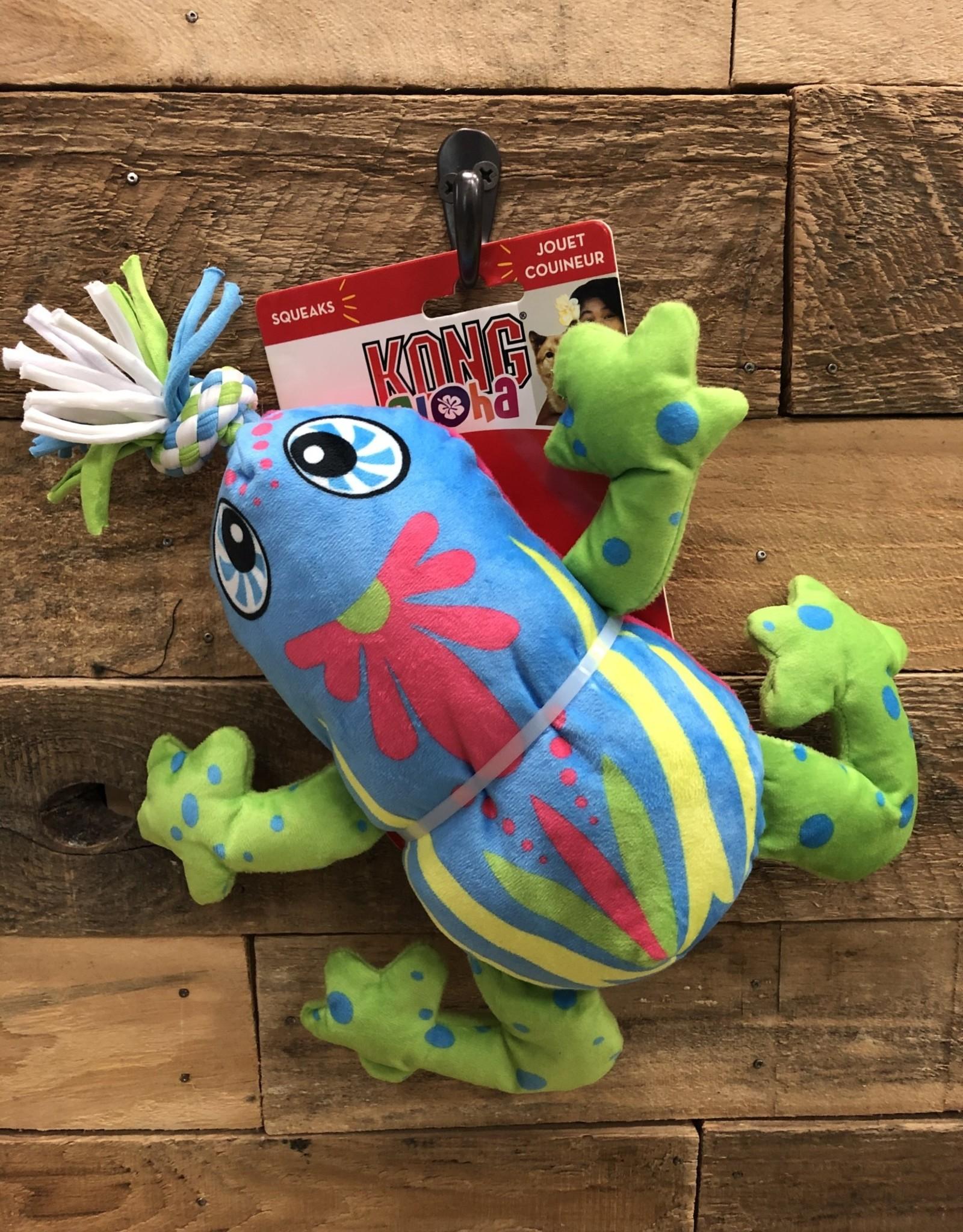 Kong Aloha Frog SM/MD