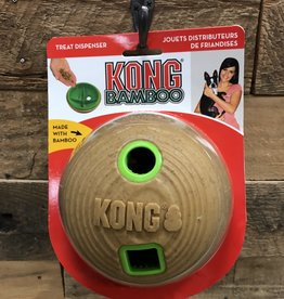 Kong Bamboo Feeder Ball Medium