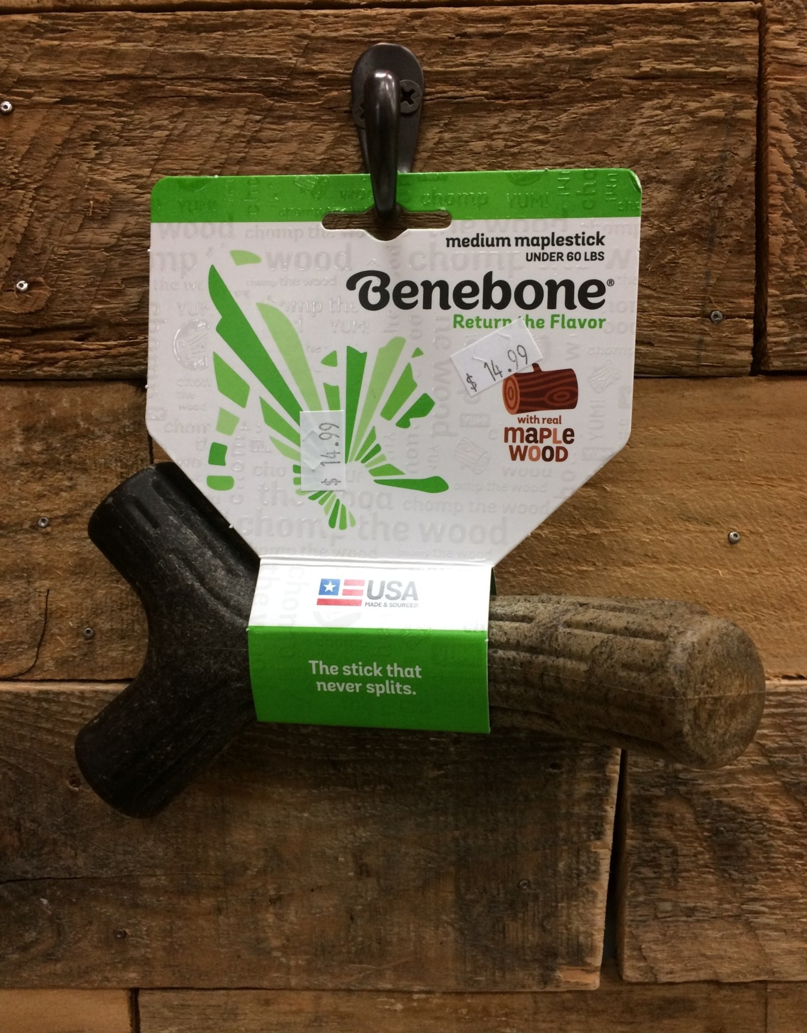 Benebone Benebone maple stick medium  Made in USA