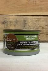 Daves Pet Food Daves NH Tuna Entree cat 2.8oz