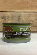 Daves Pet Food Daves NH Tuna Entree cat 3oz
