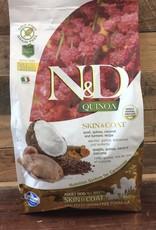 Farmina Farmina N&D Quinoa skin & coat quail dog 5.5#