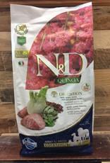 Farmina Farmina N&D Quinoa digestion lamb 15.4#