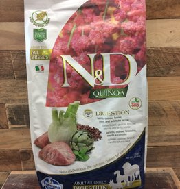 Farmina Farmina N&D Quinoa digestion lamb 15.4#