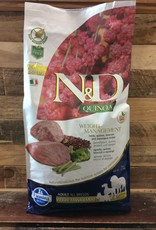 Farmina Farmina N&D Quinoa weight Lamb Quinoa dog 15.5#