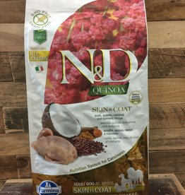 Farmina Farmina N&D Quinoa skin and coat quail dog 15.4#