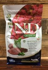 Farmina Farmina N&D Quinoa digestion lamb cat 3.3#