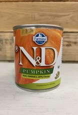 Farmina farmina N&D dog pumpkin boar & apple 10.5 oz can