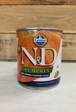 Farmina farmina N&D dog pumpkin lamb&blueberry 10.5 oz can