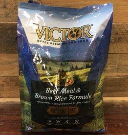 Victor Pet food Victor Beef meal & brown rice 5#