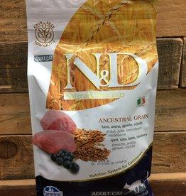 Farmina Farmina N&D Ancestral Grain Lamb Cat 3.3#
