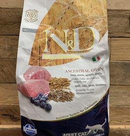 Farmina Farmina N&D Ancestral Grain Lamb Cat 11#