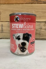Daves Pet Food Daves Stewlicious lucious lamb stew dog 13oz