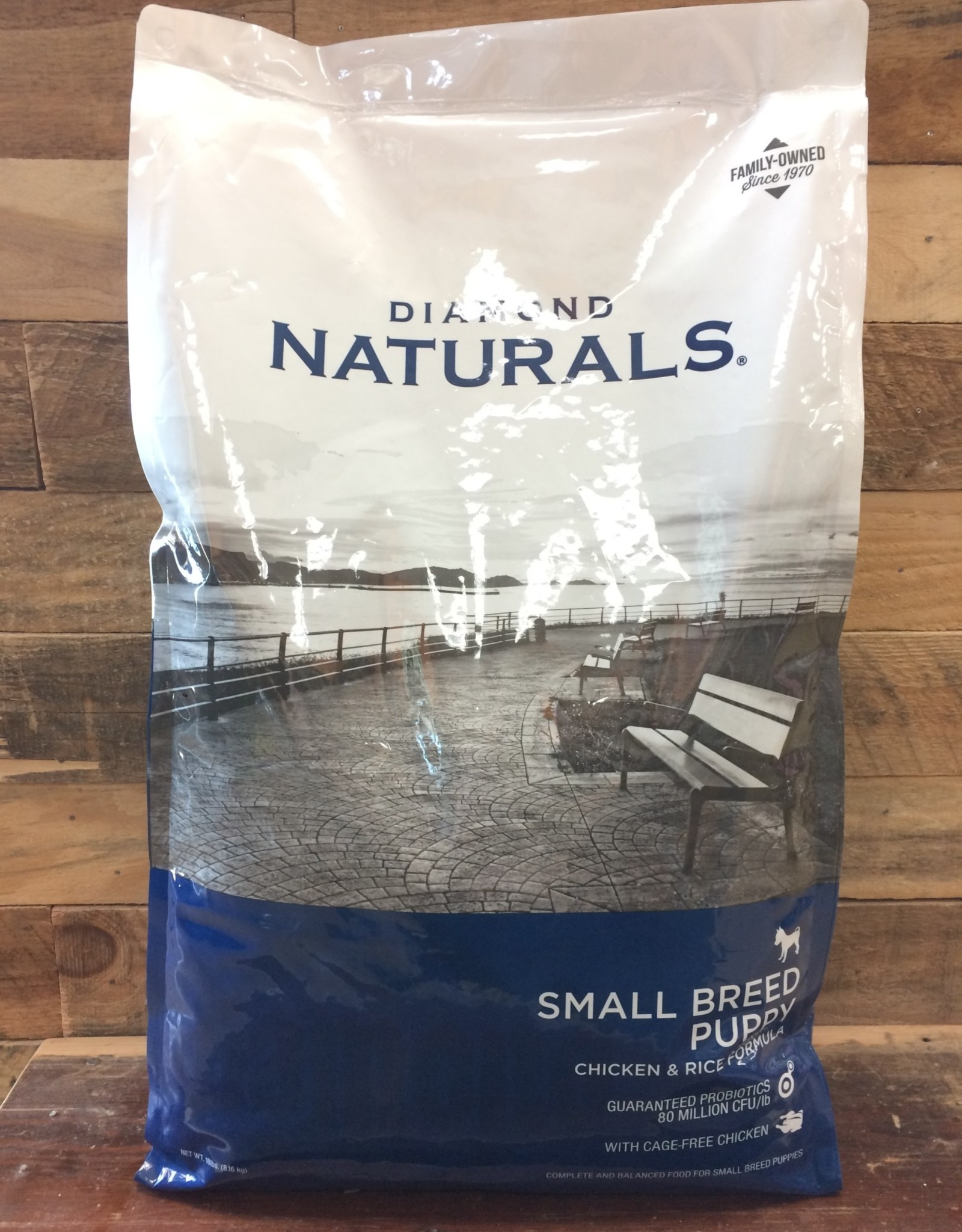 Diamond Naturals Diamond Naturals 18# Puppy Small Breed