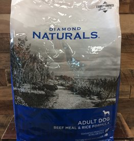 Diamond Naturals Diamond Naturals Beef & rice 40#