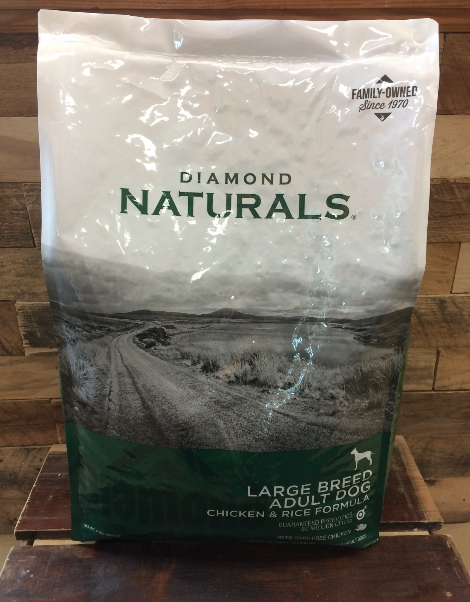 Diamond Naturals Diamond Naturals Large Breed Chicken 40#