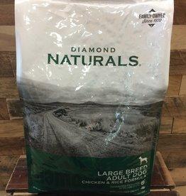 Diamond Naturals Diamond Naturals Large Breed Chicken 40#