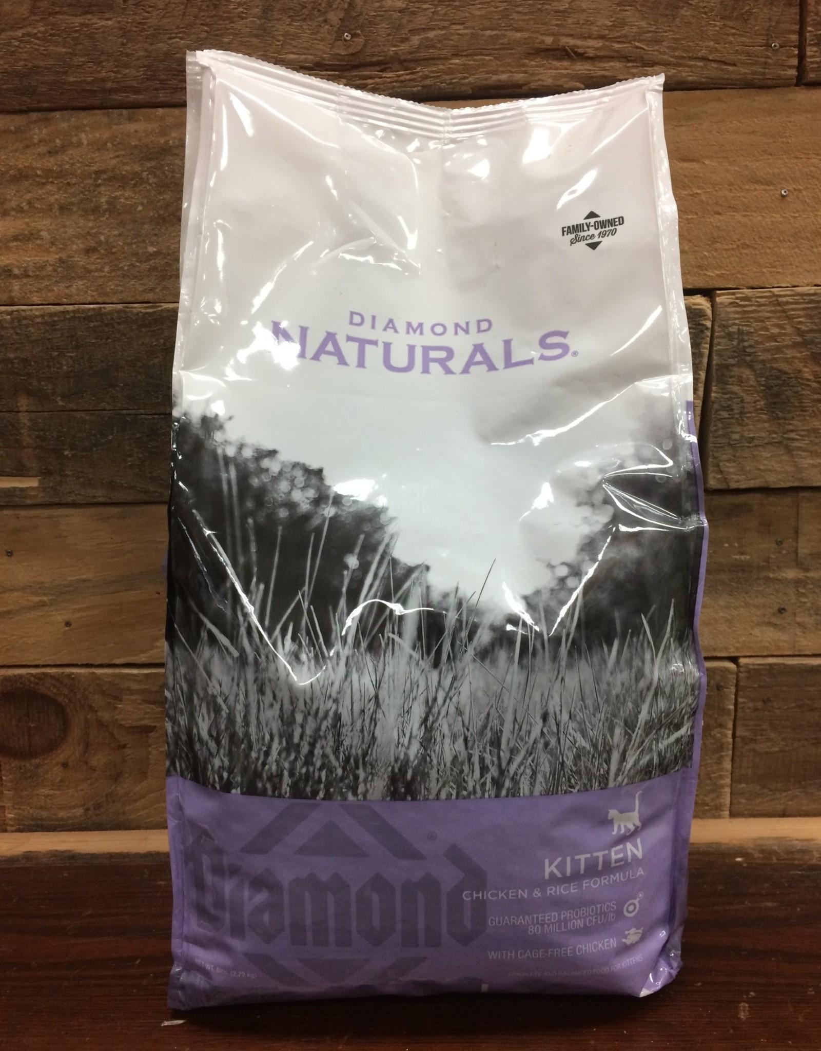 Diamond Naturals DIamond Naturals Kitten 6#