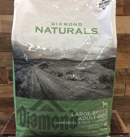 Diamond Naturals Diamond Naturals Large Breed Lamb 40#